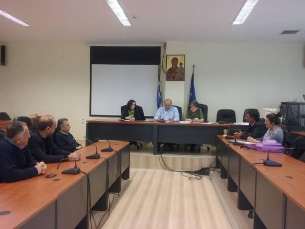 Η πρώτη συνεδρίαση της νέας Οικονομικής Επιτροπής Τριφυλίας