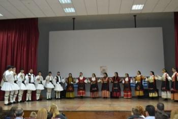Φωτογραφίες από την εκδήλωση της Σχολής Χορού Κυπαρισσίας