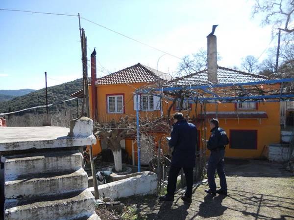 Κινητή Αστυνομική Μονάδα στα χωριά της Μεσσηνίας