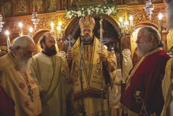 Η γιορτή της Αγίας Βαρβάρας στην Καλαμάτα