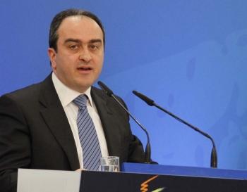 Ο υφυπουργός Αθ. Σκορδάς στο συνέδριο της Αμφικτιονίας