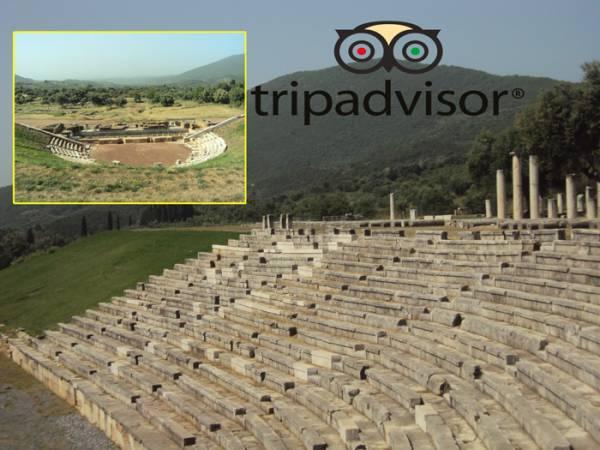 Tripadvisor: Η Αρχαία Μεσσήνη ανάμεσα στα 9 πιο επισκέψιμα μνημεία