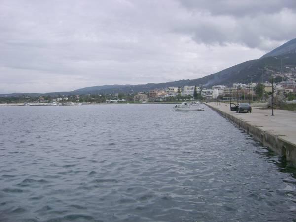 Σύμβαση για το λιμάνι Κυπαρισσίας καιπρογραμματισμός προσλήψεων