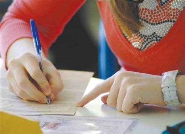 Εξετάσεις για απολυτήριο δημοτικού στη Μεσσηνία