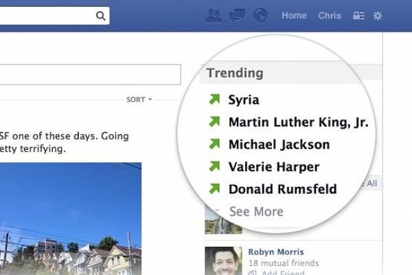 Το Facebook αλλάζει ξανά το Trending, μετά από καταγγελίες για μεροληψία