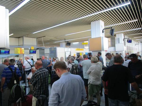 31 πτήσεις με 5.000 επιβάτες για συνέδρια στη Μεσσηνία έως και την επόμενη εβδομάδα (βίντεο)