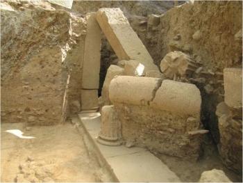 Ιστοσελίδα για τις ανασκαφές στην Αρχαία Θουρία
