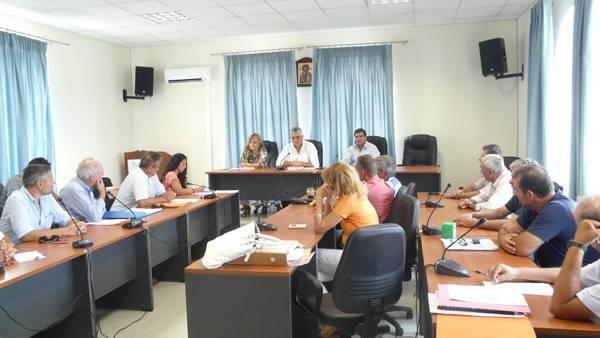 Σύσκεψη στην Πύλο για το Σουληνάρι - Κορυφάσιο