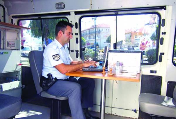 Κινητές μονάδες αστυνόμευσης στη Μεσσηνία
