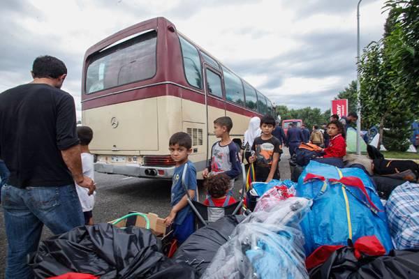 5 κέντρα μεταναστών στη Μεσσηνία