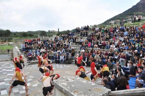 Αιτήσεις συμμετοχής στο Φεστιβάλ Αρχαίου Δράματος στην Αρχαία Μεσσήνη