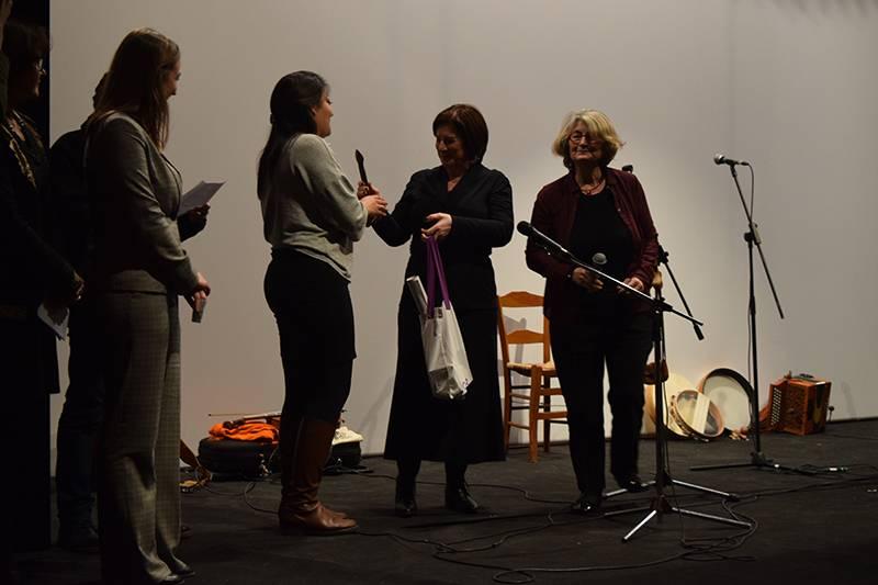 Αρωμα γυναίκας τα βραβεία του Διεθνούς Φεστιβάλ Ντοκιμαντέρ Πελοποννήσου