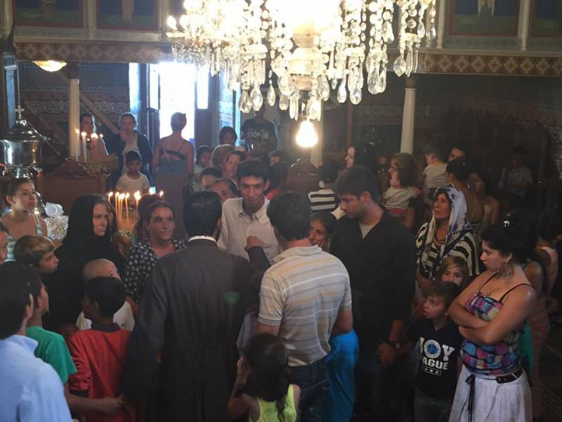 Μεσσηνία: Νέα ομαδική βάπτιση στην Καρποφόρα