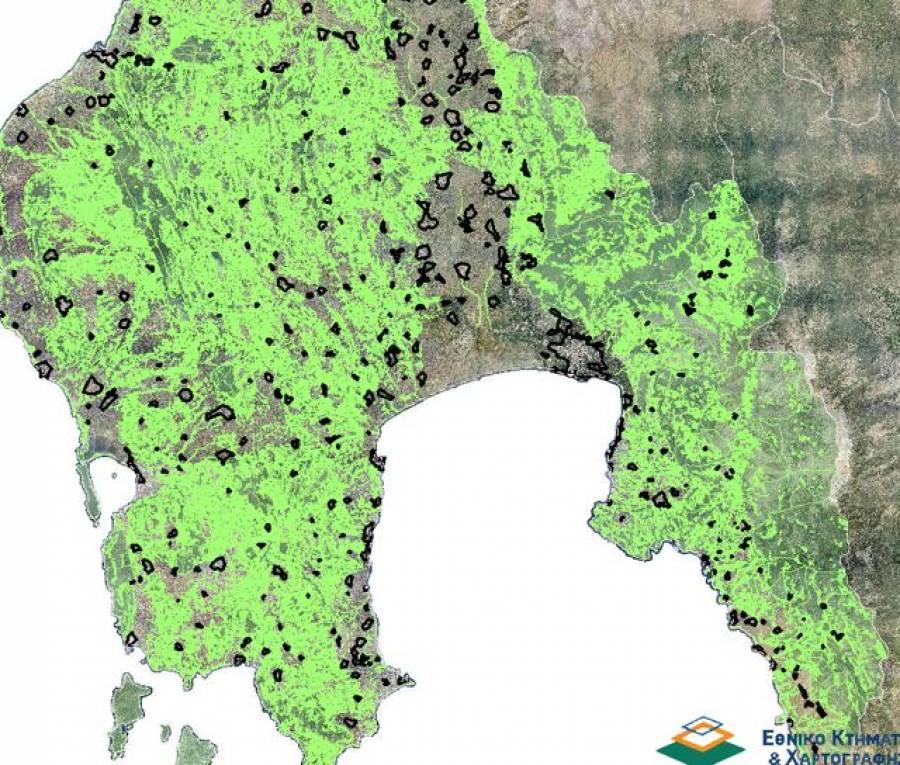 Αποτέλεσμα εικόνας για Δασικοί Χάρτες