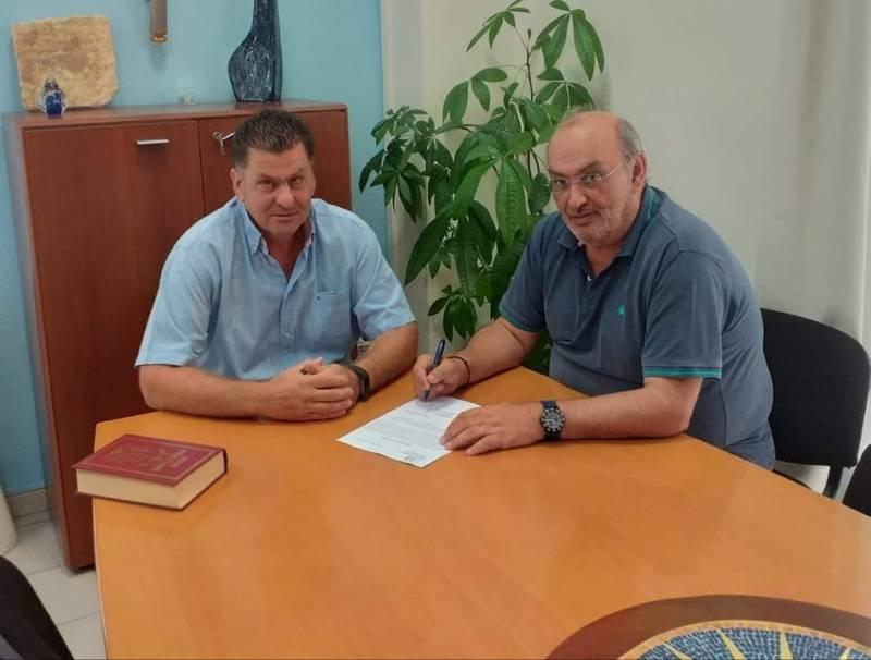 Ο Γιώργος Βαγενάς νέοςδημοτικός σύμβουλος Τριφυλίας