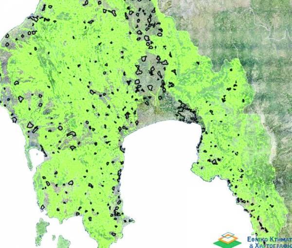 Πελοπόννησος: Αντιδρούν και βουλευτές του ΣΥΡΙΖΑ για τους δασικούς χάρτες