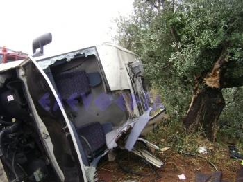 65χρονος Καλαματιανός νεκρός σε τροχαίο στη Φαρακλάδα
