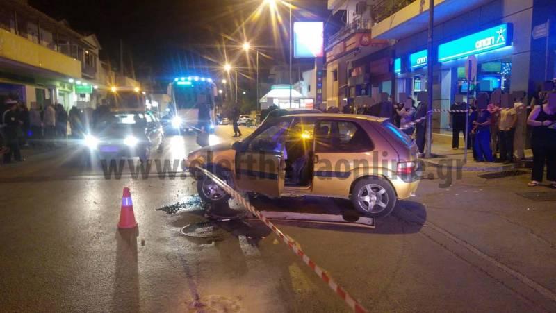 Νεκρός 28χρονος μοτοσικλετιστής έξω από το δημαρχείο Καλαμάτας