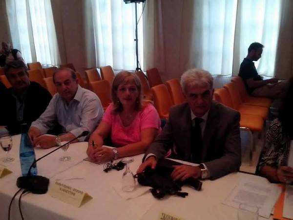 Εξελέγη πρόεδρος στο Περιφερειακό Συμβούλιο Πελοποννήσου