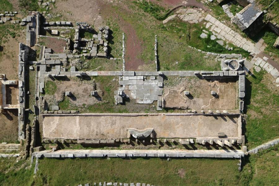 Υδρευση και αποχέτευση στην αρχαία Μεσσήνη
