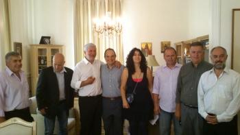 """Τατούλης: """"Θεμελιώδης ιστός της Περιφέρειας Πελοποννήσου οι Τρίτεκνοι"""""""