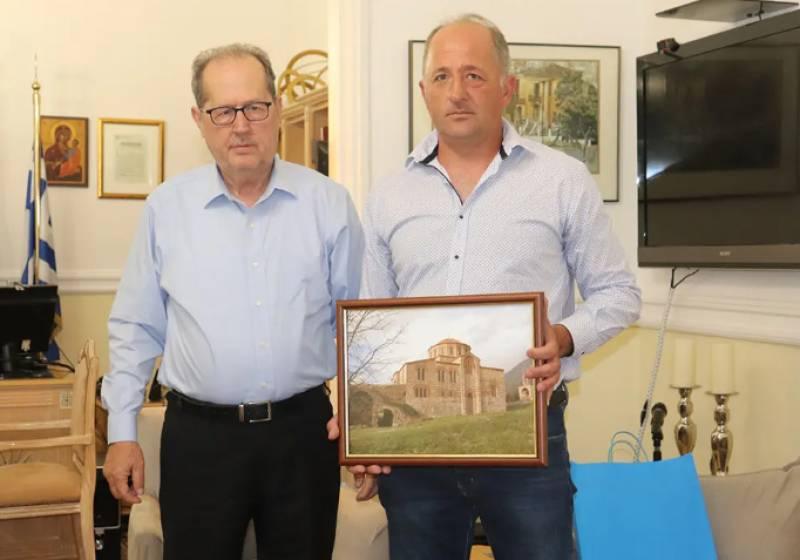 Μεσσηνία: Μελέτη ανάπλασης περιβάλλοντα χώρο Του ναού Μεταμόρφωσης του Σωτήρος στη Χριστιανούπολη