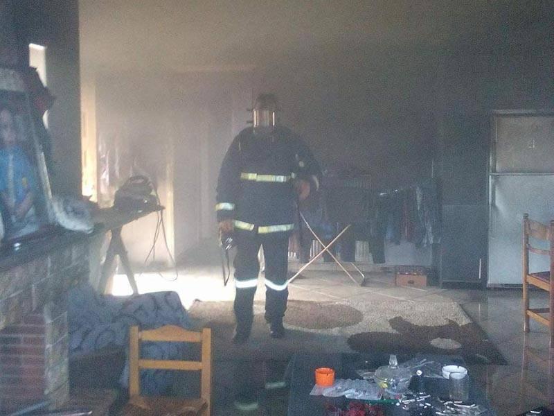 Μεσσηνία: Δύο παιδάκια κινδύνεψαν από πυρκαγιά στο Ζευγολατιό