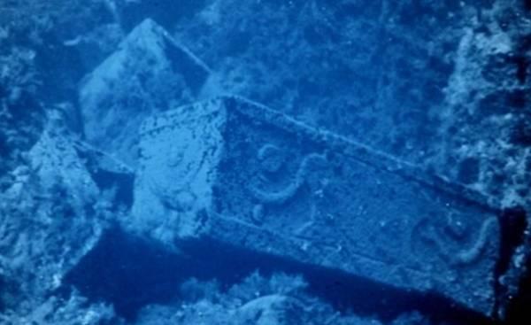 Τα υποβρύχια αρχαιολογικά ευρήματα στο Στενό και στον Όρμο της Μεθώνης (βίντεο)