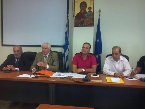 Ο Ιωάννης Καλκαβούρας πρόεδρος στο Δημοτικό Συμβούλιο Τριφυλίας