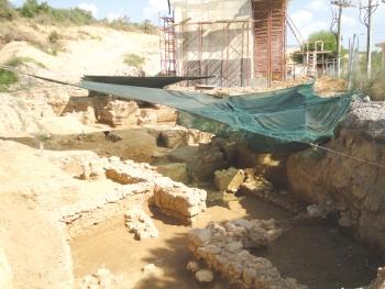 Μυκηναϊκός οικισμός στον Αντικάλαμο