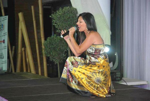 """Η Κίρκη Νταμίκη δεύτερη στον """"Open mic Messinia"""": """"Κανείς μας δε σκέφτηκε το έπαθλο"""""""
