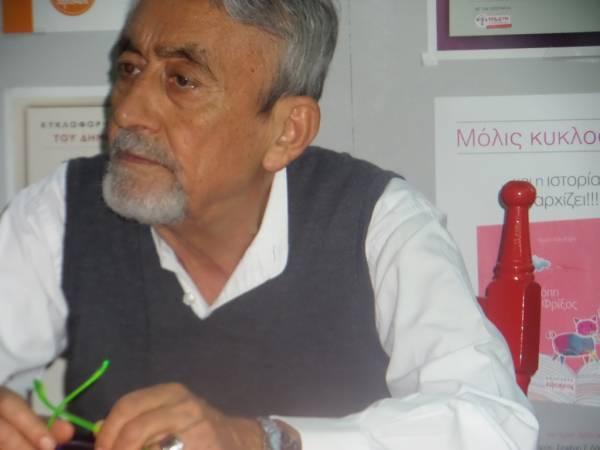 Παρουσίαση του έργου του Δημήτρη Κουκουλά στο Μουζάκι Τριφυλίας