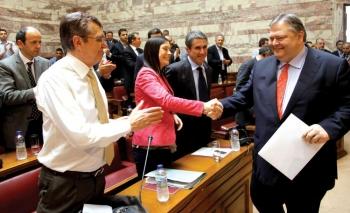 Νάντια Γιαννακοπούλου: «Χρειάζονται σοβαρές αλλαγές και μεταρρυθμίσεις»