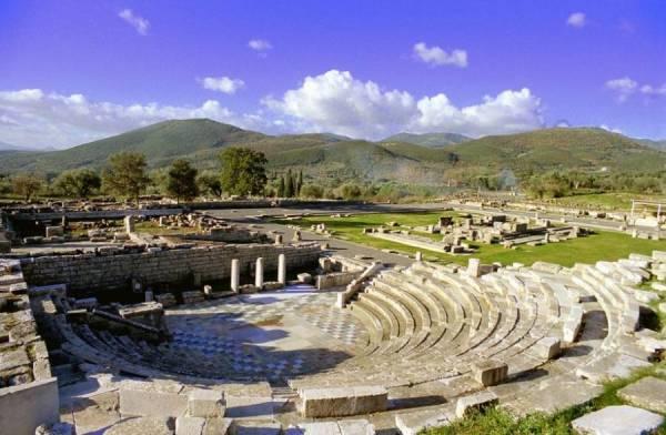 Στο ίδιο έργο θεατές: Τον Ιούλιο ο διαγωνισμός για το αναψυκτήριο στην Αρχαία Μεσσήνη!