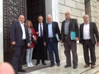 Το ψηφοδέλτιο του Γιάννη Μανώλη για την Περιφέρεια Πελοποννήσου