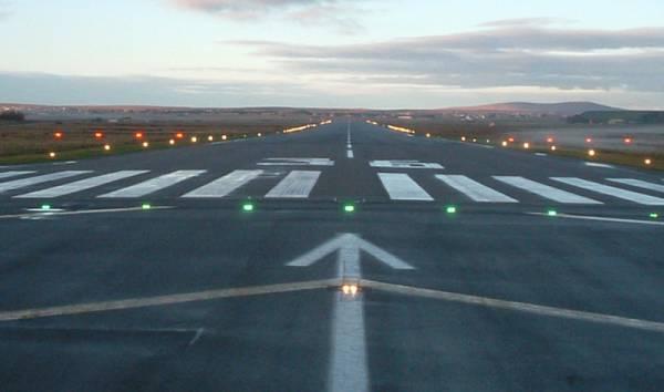 Πρόβλημα με την έκταση για αναβάθμιση του αεροδρομίου