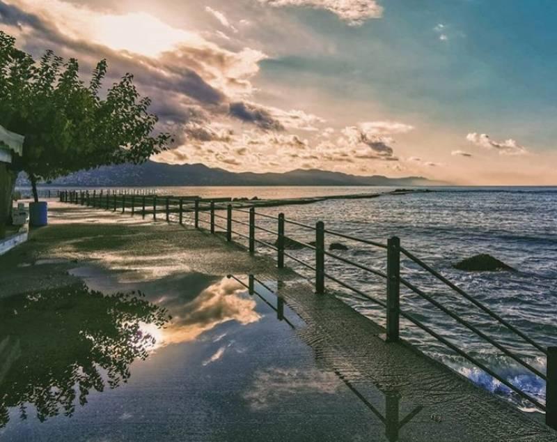 Καλαμάτα: Βροχερός ο καιρός σήμερα - Μικρή πτώση της θερμοκρασίας