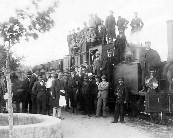 Επί Τάπητος: Γιατί δεν πήγε το τρένοστους Γαργαλιάνους;
