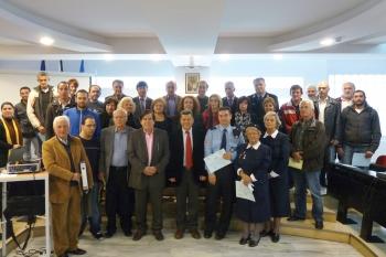 Ο Δήμος Μεσσήνης τίμησε εθελοντές (ΦΩΤΟΓΡΑΦΙΕΣ)