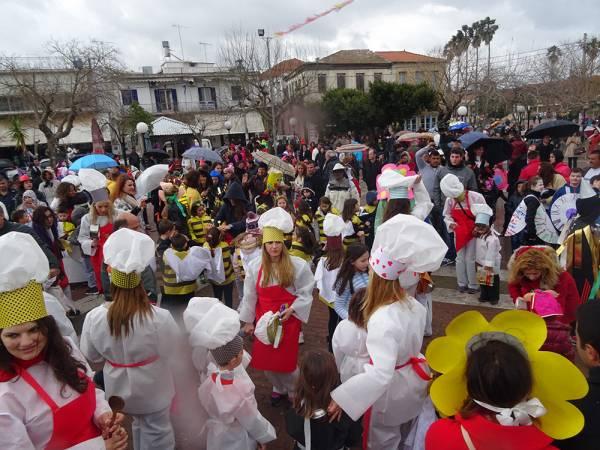 Κέφι και χορός στους Γαργαλιάνους (φωτογραφίες)