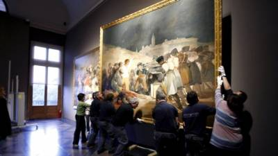 Πώς ο πίνακας του Γκόγια «Η 3η Μαΐου 1808» άλλαξε τον τρόπο που βλέπουμε  τον πόλεμο - ΕΛΕΥΘΕΡΙΑ Online
