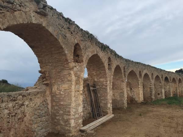 Ολοκληρώθηκε η ανάδειξη τουμεσαιωνικού υδραγωγείου Πύλου