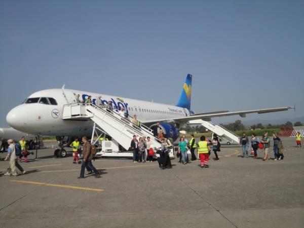 Το αεροδρόμιο Καλαμάταςπύλη της Πελοποννήσου