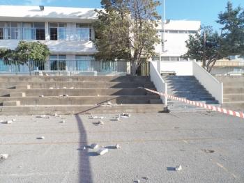 Νέοι βανδαλισμοί στο 16ο Δημοτικό Σχολείο