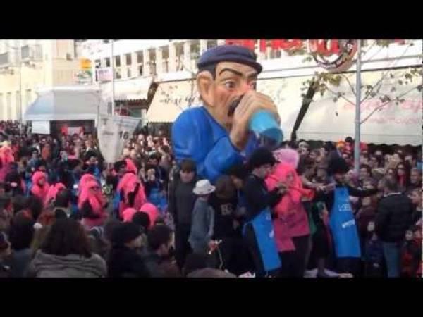 """""""Τρέχω … για το Καλαματιανό καρναβάλι"""" σήμερα στο κέντρο της πόλης"""