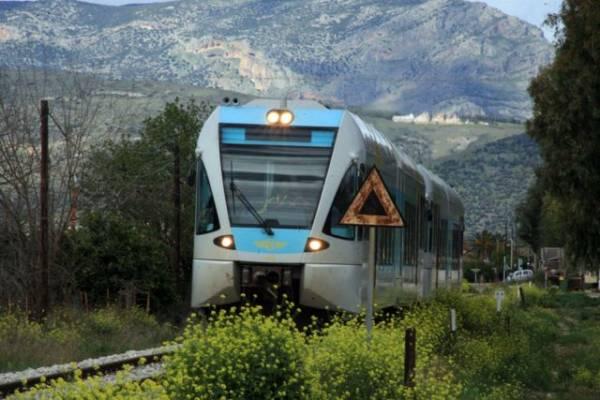 Το Πολυτεχνείο της Ζυρίχης μελετά το τρένο στην Πελοπόννησο