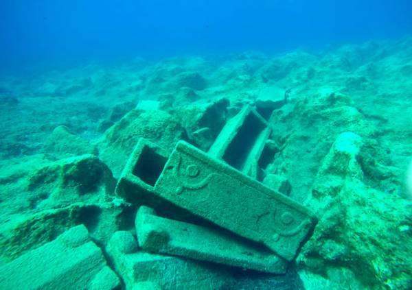 Εντυπωσιακά ευρήματα σε ναυάγια της Μεθώνης (φωτογραφίες)