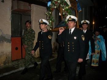 Φωτογραφίες από τον εορτασμό του Αγίου Νικολάου στο Γύθειο