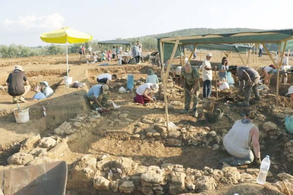 Μεσσηνία: Πρωτεύουσα του βασιλείου του Νέστορα βρέθηκε στην Ικλαινα (φωτογραφίες)