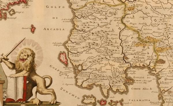 Η απαρχή της κυριαρχίας των Βενετών στην Μεσσηνία (1204-1209)